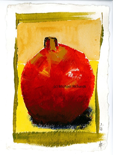 Loose Pomegranate blog